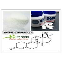Buy cheap Positive Metribolone Trenbolone Steroids 965-93-5 Methyltrienolone Anabolic Androgenic Steroid product