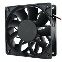 Buy cheap Dual Ball Bearing DC Axial Fans / High Static Pressure Fans 12V 4.8A product
