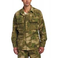 Buy cheap Men Army Camouflage Uniform , Cotton Ripstop Battle Dress Uniform product