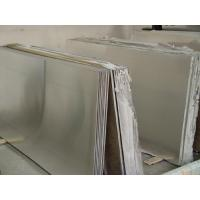 Buy cheap 304 309 310 316 Custom Cut Stainless Steel sheeting / sheet for food machinery product