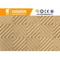 China 600x600mm Flexible Clay Wall Tile , Soft Ceramic Tile Flooring Lightweight on sale