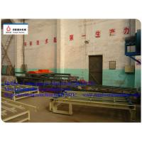 Buy cheap Fully Automatic Mgo Board Production Line With Crused Crop Straw product