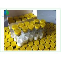 Buy cheap High Purity Human Growth Hormone Peptide Sermorelin For Short Stature Treatment product