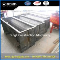 Buy cheap Concrete road safety barriers mold product
