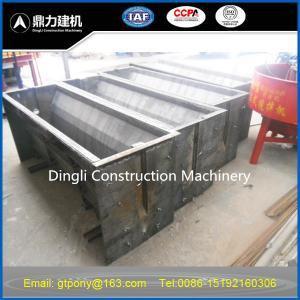 Buy cheap concrete roadblock mold product