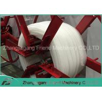 Buy cheap Customized Plastic Single Wall Corrugated Pipe Machine For PVC PP PE Material product