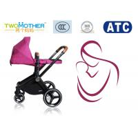 Buy cheap Pink Newborns Cool Baby Strollers Unique Extremely Maneuverable product