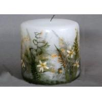 Buy cheap True Plant Colorful Preserving Pressed Flowers Candles Raw Material For Teaching product