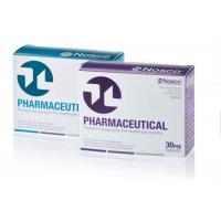 Buy cheap CMYK Color Pharmaceutical Packaging Boxes / Medicine Paper Box UV Spot Printing product