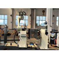 Buy cheap MIG TIG MAG Automatic Welding Machine Station For Car Fuel Tank Cabinet 400A product