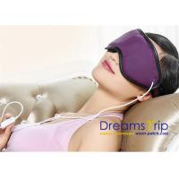 Buy cheap 3D Health Medical Massage USB Far Infrared Heating Eye Mask for Eye Relief Stress Improve Sleep product