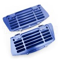 China KTM Radiator Cover Custom Motorcycle Spare Parts And Accessories Radiator Covers Grills Protector on sale