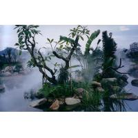 Buy cheap High Pressure Atomizing Water Mist Fountain With Cooling Fog Mist Spray Nozzle product