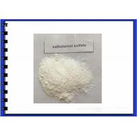 Buy cheap Pharmaceutical Raw Powder Albuterol Sulfate Pharma Intermediate CAS:51022-70-9 from wholesalers