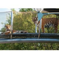 Buy cheap High Durability Stainless Steel Wire Rope Mesh For Zoo Big Cat Crossing product