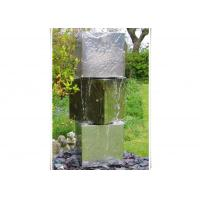 Buy cheap Public Decorative Stainless Steel Water Feature Customized Size Polished Finishing from wholesalers