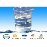 Buy cheap CAS 26590 05 6 clean water Industrial Wastewater Treatment Solid content 10±1% PH 4.0~7.0 product
