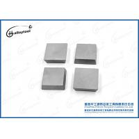 TNMG Carbide Turning Inserts 85-92.5 Hardness With Great Wear - Resistance