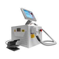 Quality Diode Laser Hair Removal Machine 200W 3 wavelength 755/808/1064 nm hair removal for sale