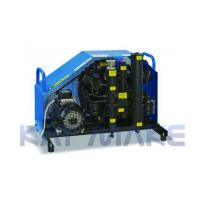 Buy cheap 300 Bar High Pressure Air Compressor 880*560*640MM Size For Fire Fighting product