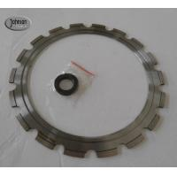 Buy cheap 350mm Ring Saw Blade For Cutting Concrete , 14 Inch Concrete Saw Blade product