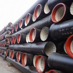 Standard Ductile Cast Iron Steel Pipes, EN545 K9 and K12 Ductile Iron, 6m/12m