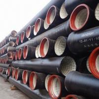 Quality Standard Ductile Cast Iron Steel Pipes, EN545 K9 and K12 Ductile Iron, 6m/12m for sale