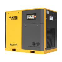 Buy cheap Oil free stainless steel rotor low noise 15kw/20hp screw air compressor for food equipment product