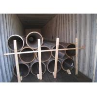 Buy cheap 16 Inch OD Hot Rolled Steel Pipe Seamless Carbon Steel Material 100mm Max WT product