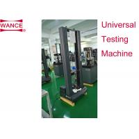 Buy cheap Non Clutched Drives Electromechanical Universal Testing Machine 420mm Test Width product