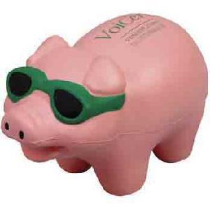 Buy cheap Свинья стресса с стеклами product