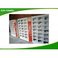 Buy cheap Automatic Combo Vending Machine Food Vegetable Credit Card Payment product