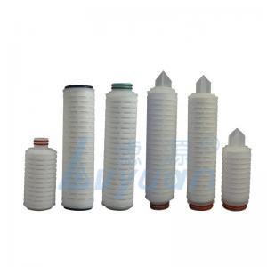 Buy cheap 60um PP Membrane Cartridge Filter product