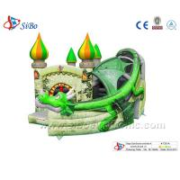 Buy cheap bouncy house rental, jump houses,dragon castle product