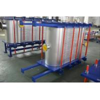 China Stainless Steel Welded Plate Heat Exchanger Evaporating Concentrator on sale