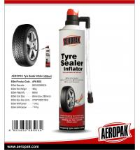 Buy cheap Hot sale 650ml hand-free Tyre Repair Tyre Sealer&Inflator for Tyre Repair product