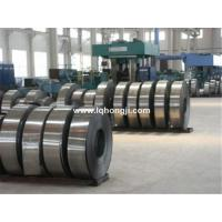 Buy cheap Packing Use Hot dipped Galvanized Spring Band Steel product