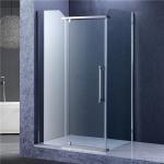 China Regular Bathroom Shower Enclosure 3 Panels Glass Shower Cubicle 6796C wholesale