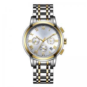 Buy cheap Business Men Classic Fashion Casual Alloy Quartz Watch product