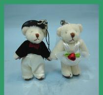 Buy cheap Mini ours avec des ficelles de robe de mariage product
