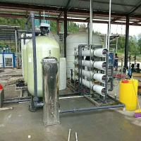 Buy cheap FRP Industrial Water Purification Machine Automatic Manual Operation Non Leakage product