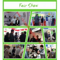 kitchen food waste recycling machine company show
