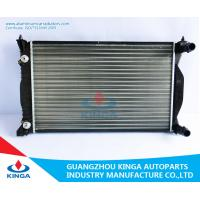 Buy cheap Mechanical Auto Truck Aluminum Racing Radiator AUDI A6/A4'AT  632*415*34mm product
