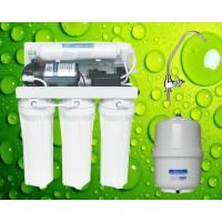 Buy cheap 5 stage  50 or 100 gpd norm 10 inch  white   Water Filter   Reverse Osmosis System product