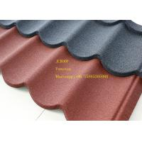 Buy cheap Fire Resistance Corrugated Steel Roofing Sheets Thickness 0.5mm 2.8kg Per Sheets product