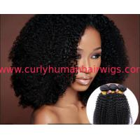 China Long Lasting Brazilian Deep Wave Human Hair , 8A Brazilian Virgin Hair wholesale