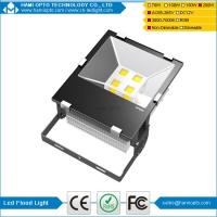 China High brightness outdoor tennis court lighting new finned outdoor 200w led flood light bah on sale