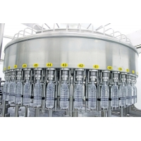 Buy cheap PET Bottle 13kW Blowing Filling And Capping Machine product