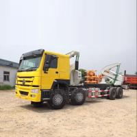China TITAN 20 ft Container side loader Truck , Sidelifter Truck for sale on sale