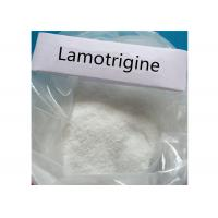 Buy cheap Lamotrigine 84057-84-1 99% Assay Quick Effect Treatment of Bipolar Disorder product